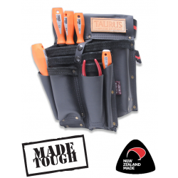 LEATHER SUPERIOR LINESMANS TOOL POUCH