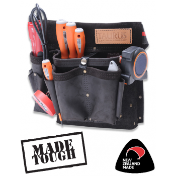 Classic Electrician's Leather Tool Belt