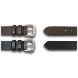 35MM BELT-LEATHER LOOPS