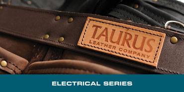 Taurus Electrical Tradesman Series Tool Belts